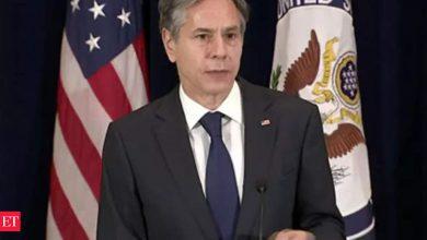 Photo of Antony Blinken 미 국무장관, 9.11 테러 20주년 기념 – Economic Times Video