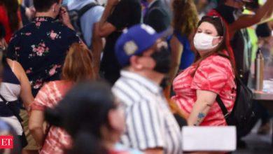 Photo of 바이든: 미국, 비행기에서 마스크 규칙 어긴 사람들 벌금 두 배로