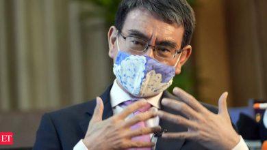 Photo of 스가 요시히데: 일본의 차기 지도자 경선에 출마하는 인기 있는 백신 접종 장관 고노