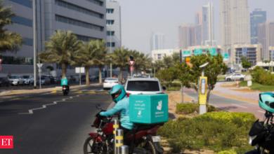 Photo of 음식 배달: 두바이 음식 배달 붐, 위험과 사상자 증가
