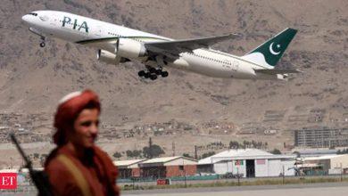 Photo of 탈레반: 탈레반이 카불에 상륙한 이후 첫 외국 상업 비행