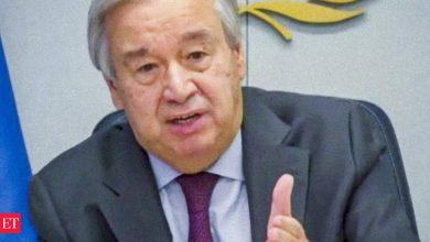 Photo of 안토니오 구테흐스 유엔 사무총장, 아프가니스탄 '가장 위험한 시간' 직면