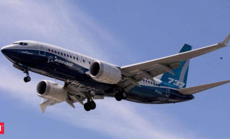 Photo of 보잉: 보잉은 8월에 22대의 제트기를 인도합니다.  737 MAX '하얀 꼬리' 거의 사라졌다