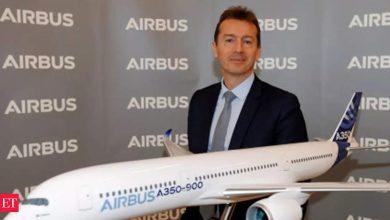 Photo of faury: Airbus CEO Guillaume Faury는 공급망이 '어려운 지점'에 있다고 말했습니다.